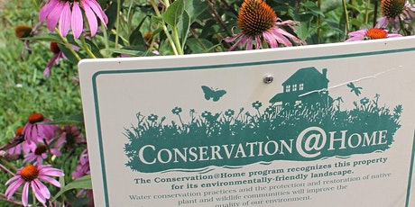 Conservation@Home: Native Plants for a Bird Friendly Backyard tickets