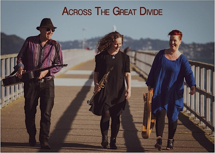 Across The Great Divide Beyond Shadow Tour.  Americana/Celtic  Live Music image