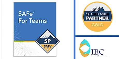 SAFe® for Teams 5.1 - Remote class tickets