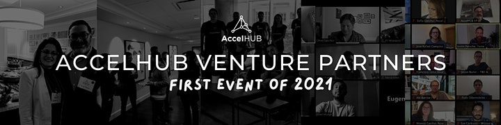 AccelHUB Venture Partners presents  Accelerate Colombia Demo Day image