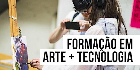 Arte e Tecnologia: Novas experiências de consumo de Cultura ingressos