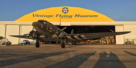 A Night at the Vintage Flying Museum! tickets