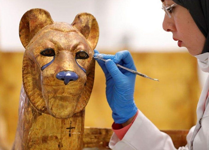 Secrets of Egypt Revealed: New Discoveries & Ancient Wonders image