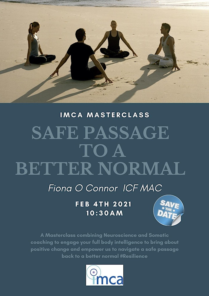 Safe Passage to a Better Normal image