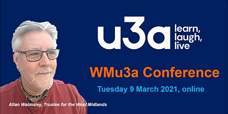 West Midlands  u3a Conference tickets