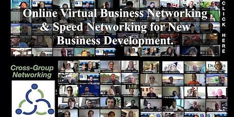 Westlake Village, CA Online Virtual Business Networking tickets