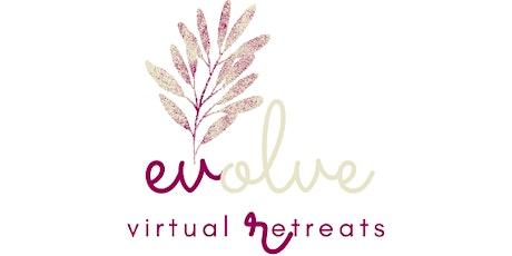 Evolve Virtual Retreats tickets