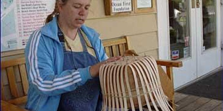 Fishing Creel Weaving Workshop with Mary May tickets