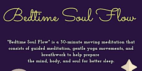 Bedtime Soul Flow: Plot Twist tickets
