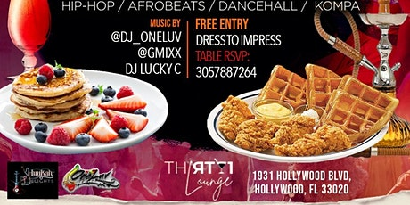 Caribbean & Hip-hop  Sunday's tickets