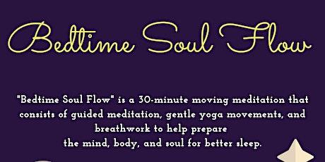Bedtime Soul Flow: Yin @ Night tickets