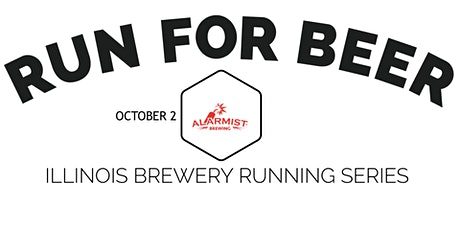 Beer Run - Alarmist Brewing - 2021 IL Brewery Running Series tickets