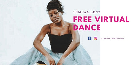 In Session: Tempaa Benz - Free Virtual Dance Class tickets