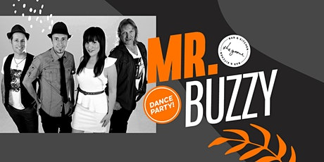Mr Buzzy Dance Party at The Grove tickets