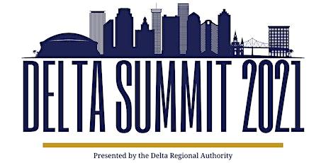 Inaugural Delta Summit 2021 tickets