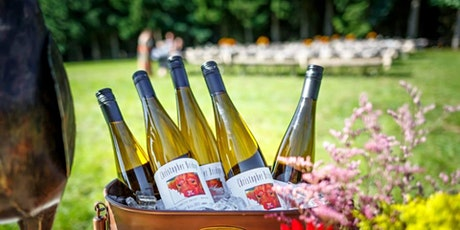 Dinner in the Field at Christopher Bridge Cellars w/ Triskelee Farm tickets