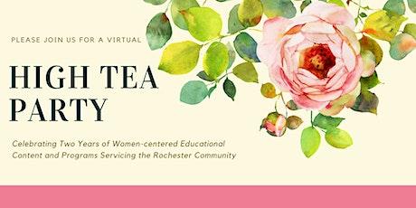 Virtual High Tea Party tickets
