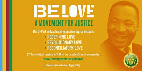 Be Love Campaign- May Series tickets