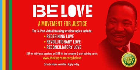 Be Love Campaign- July Series tickets