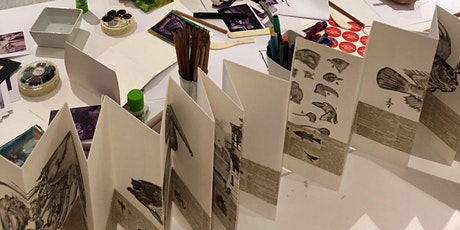 School holiday workshop - Artist books for kids tickets