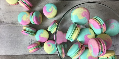 BAKE Toujours' Virtual French Macaron Class tickets