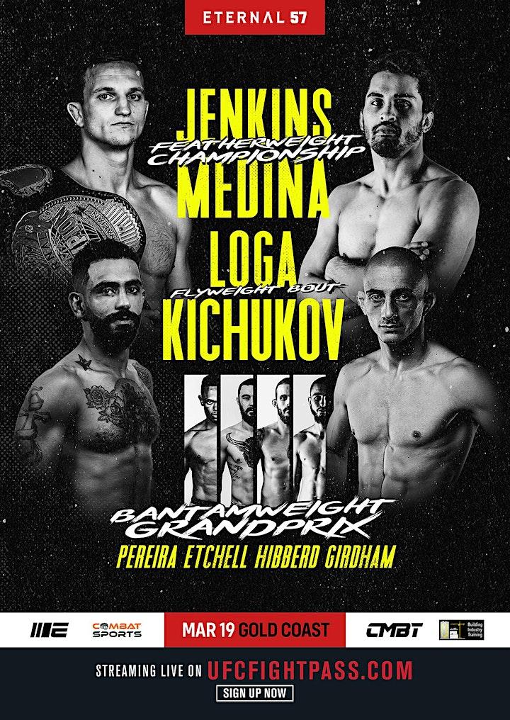 ETERNAL MMA 57 image