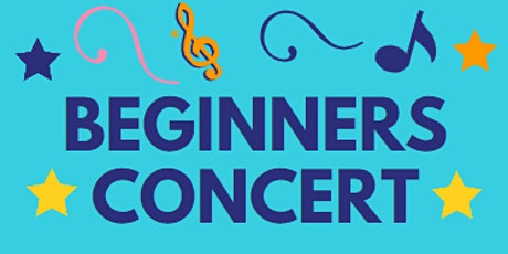 Spring Term Beginners Solo Concert tickets