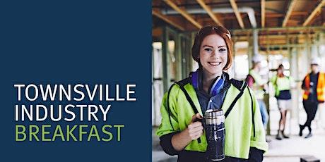 Townsville Industry Breakfast - 16 March 2021 tickets