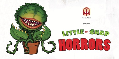 "High School Theatre Presents ""Little Shop of Horrors"" (Sunday, 2pm) tickets"