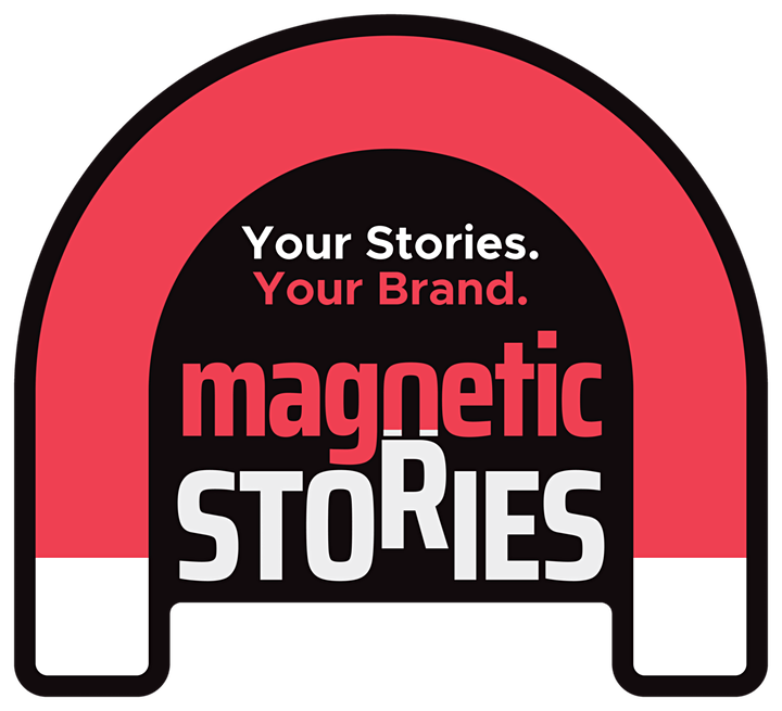 Your Stories. Your Brand. Uncovering your own Magnetic Stories image
