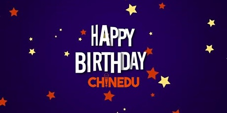 Happy Birthday CHINEDU: The Online Experience tickets