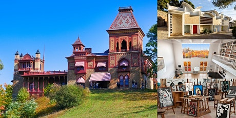 'Global Architectural Wonders: Artist Homes & Studios' Webinar tickets