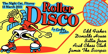 Kinky Audio's Fantastic Roller-Disco tickets