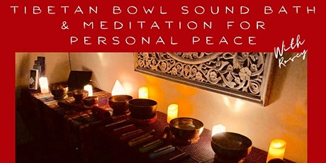 Tibetan Healing Sound Bath - Monthly 3rd Friday Night 7pm AET tickets