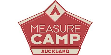 MeasureCamp Auckland 2021 tickets
