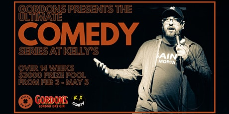 Kelly's Ultimate Comedy Series tickets