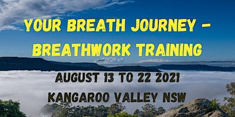 Your Breath Journey Breathwork Training tickets