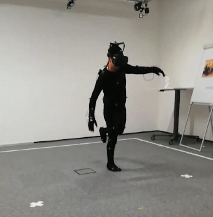 ISI 2021 - VR/AR Lab Tour: Bild