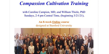 Compassion Cultivation Training tickets