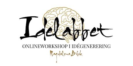 """""""Idélabbet"""" - onlineworkshop i idégenerering Tickets"""