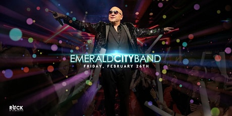 Emerald City Band - Friday Night Party [4-Ticket Minimum] tickets