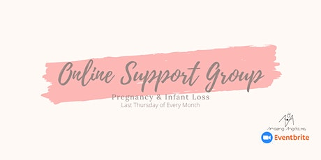Pregnancy & Infant Loss Virtual Support Group tickets