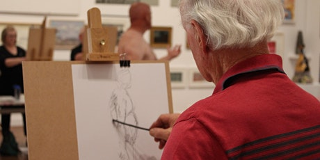Life Drawing with Sally tickets