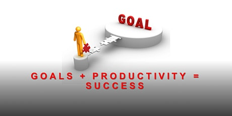 Goals + Productivity = Succeess (GSP) Workshop  with12 zoom meetings tickets