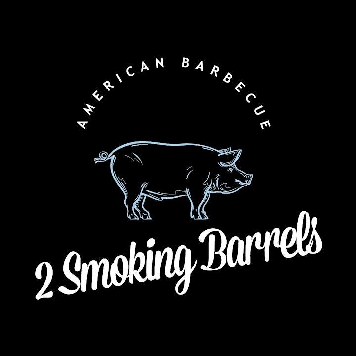 2 Smoking Barrels - American Barbecue Masterclass Saturday 15th MAY 2021 image