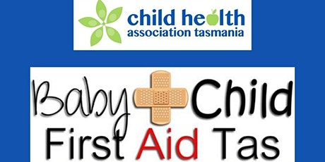 Baby & Child First Aid Tas - West Moonah tickets