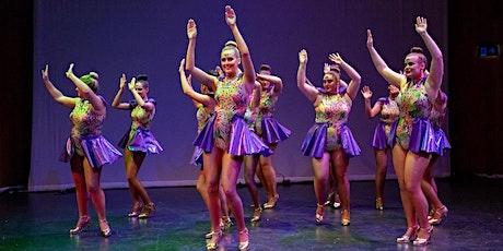 Amateur Samba Choreography Course tickets