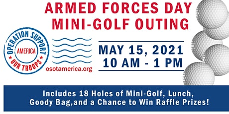 Mini-Golf Outing 2021 tickets