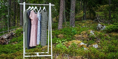 Curating a Sustainable Wardrobe - webinar tickets