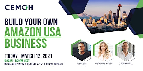 Build Your Own Amazon USA Business tickets